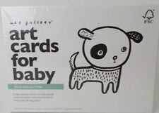 Art Cards For Baby Pets Collection Wee Gallery Prints NEW SEALED