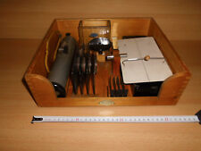 Alter Optikkasten für Schülerübungen, Phylatex-Physik-Geräte (vorm. Max Kohl )