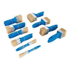 Profi Farbpinsel 50-tlg Malerset Pinsel Malerpinsel Lackpinsel Naturborsten