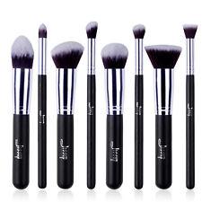 Jessup Professional Kabuki Makeup Brush Set Powder Foundation Cosmetic Tool 10Pc