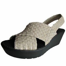 Canvas Ankle Strap Sandals & Flip Flops for Women