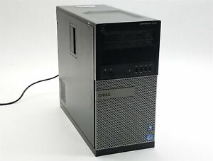 Dell Optiplex 7010 MT PC Intel i7-3770 3.40GHz CPU 8GB RAM 1TB HDD HD7470 No OS