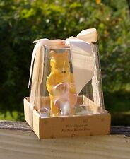 Winnie the Pooh 3rd Birthday Figurine We're Silly You See For Now We Are Three