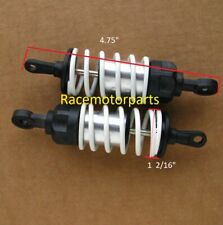 2Pcs Rc Car Front Rear Shock Absorber For 1/5 RC Car