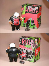 "Frank Kozik Muttpop 8"" El Panda Edicion Anarchista LE 500 NEW IN BOX Sold Out"