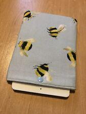 Handmade iPad Mini/Kindle/Cover Bumble Bee Fabric
