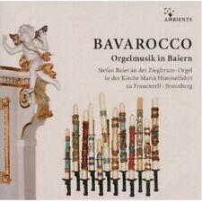 Bavarocco • Orgelmusik in Baiern CD