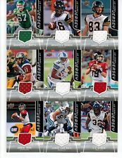 2016 Upper Deck CFL Game Jersey GJ-CC Chip Cox Montreal Alouettes SP