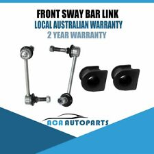 Pair Front Sway Bar Link Rod Joint Set for Hilux GGN25 KUN25 KUN26 2005-2016 4wd