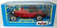 POLISTIL  - TG4 ALFA ROMEO 1750 6C ALFETTA - RED / BLACK