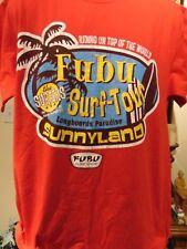 FUBU The Collection Surf Shop Men's T-shirt Large
