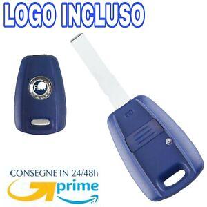 ✅🇮🇹Chiave Cover Telecomando LAMA PIATTA 1T PER FIAT PUNTO PANDA DOBLO STILO