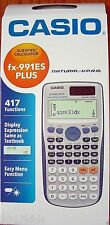 Casio FX991 ES Plus Scientific calculator with User Guide FX991 ES New Box Pack