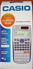 Casio FX991 ES Plus Scientific calculator with User Guide FX991 ES New Box Pack