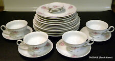 24 Pcs ~ ANTIQUE ~ NEW HABSBURG china PATTERN #1679 ~ 4 X 6 Piece Place Settings