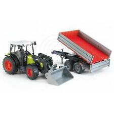 Bruder Toys 02112 Pro Series CLAAS NECTIS 267F Tractor & Trailer Toy Model 1:16