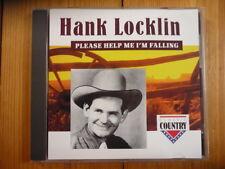 Hank Locklin Please Help Me I M Falling