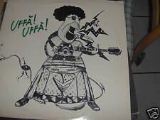 LP EDOARDO BENNATO UFFA' UFFA' + INNER SLEEVE COPERTINA EX VINILE VG+