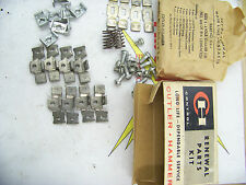 Cutler Hammer Parts Kit 6-3-4 Renewal Main Line Contacts size 1-4 starter