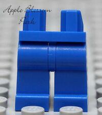 NEW Lego Star Wars Minifig Plain BLUE LEGS -Boy/Girl Minifigure Blank Body Lower