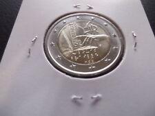 Pièces euro de l'Italie pour 2 euro année 2009