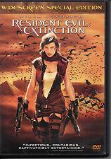 """MAKE OFFER FREE SHIP """"Resident Evil: Extinction"""" Jovovich Larter zombi horror"""