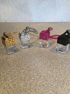 CHEAPEST ON EBAY!! Highly scented, handmade Car Air Fresheners now in 4 colours