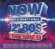 """VARIOUS - Now That's What I Call 12"""" 80s: Extended - CD (unmixed 4xCD)"""