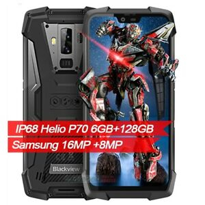 """Cellulare Blackview BV9700 Pro 6GB+128GB 5,84"""" Rugged Smartphone impermeabile"""