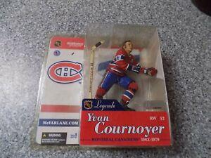 McFarlane SportsPicks 2004 NHL Legends Yvan Cournoyer Montreal Canadiens