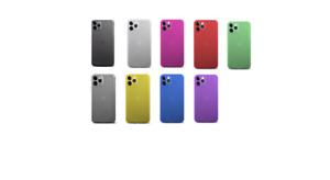 iPhone 12 Pro Skinny Case Ultra Slim iPhone 12 Schutz Hülle Cover Schale dünn