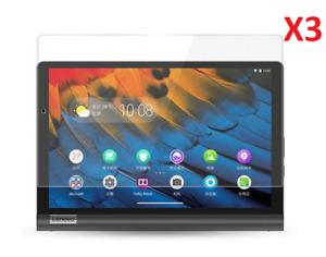 3 X For Lenovo Yoga Smart Tab YT-X705F Screen Protector Guard Ultra Clear TPU