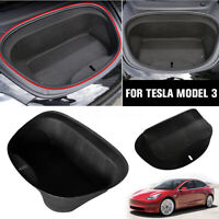 🔥 Front Trunk Sound Proof SoundProof Protector Cotton Mat For Tesla Model 3  #%