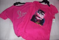 GIRLS TOTAL GIRL SHIRTS MULTIPLE STYLES NEW WITH TAGS NEW WITH TAGS MSRP$20-22