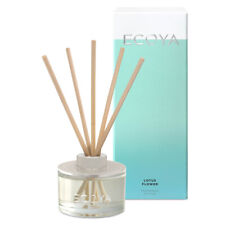 NEW Ecoya Lotus Flower Mini Diffuser 50ml