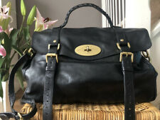 Beautiful 100% Genuine Mulberry Alexa Satchel Bag