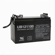 UPG UB121100 Group 30H 12V 110Ah AGM Battery for RENOGY PV SOLAR PANELS