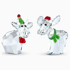 Swarovski Crystal Mo & Ricci 2020 Holiday 5540695 New Limited Edition