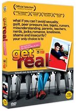 Get Real 1998 - ALL Region Compatible Ben Silverstone, Charlotte  NEW DVD