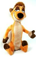 "Disney Store Exclusive Timone Plush 12.5"" Lion King Stuffed Animal Toy Rare Find"