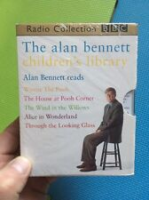 The Alan Bennett Children's Library(6xCassette BBC Radio4)New+Sealed Pooh Alice