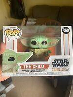 Funko Pop! Star Wars: The Mandalorian - The Child (Baby Yoda) Great Condition!