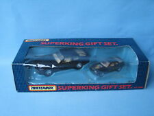 MATCHBOX PORSCHE 944 SK e MB NERO KS-808 RARE Toy Model Cars 75 mm