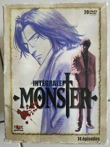 MONSTER / RARE / Intégrale DVD / Editions KAZE