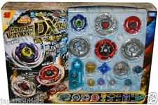 100% Authentic Genuine Takara Tomy Beyblade Metal Fight BB 121 Ultimate DX Set