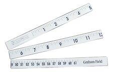 "Graham Field Grafco Paper Infant Tape Measure 24"" 1000/ca Ghf1336"