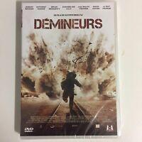 Desminadores Jeremy Renner Anthony Mackie DVD Nuevo en Blíster c8