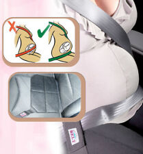 MATERNITY BELT SEAT ADVANCED PREGNANCY SUPPORT BELLY BUMP BAND CAR BABY SAFETY
