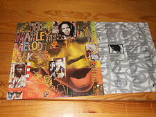 ZIGGY MARLEY - ONE BRIGHT DAY / GERMANY-LP 1989 & INLET