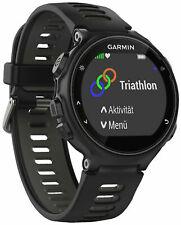 GARMIN Forerunner 735XT GPS Multisport Uhr 235mm Schwarz/Grau NEU OVP
